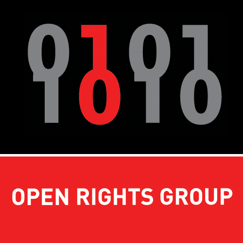 Org Open Rights Group Logo