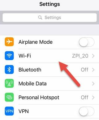 DNS iOS 1