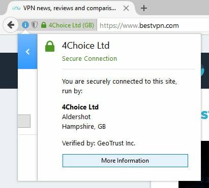 HTTPS more info