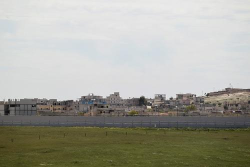 Syria Wall
