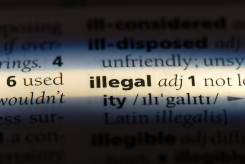 Illegal definition