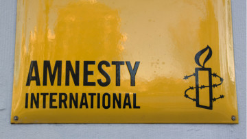 Amnesty International Google Protests
