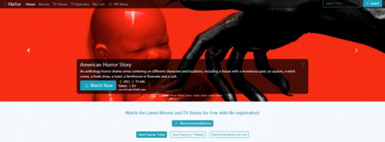 Flixtor American Horror Story