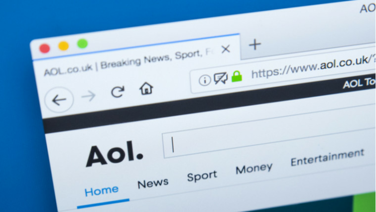 AOL search engine