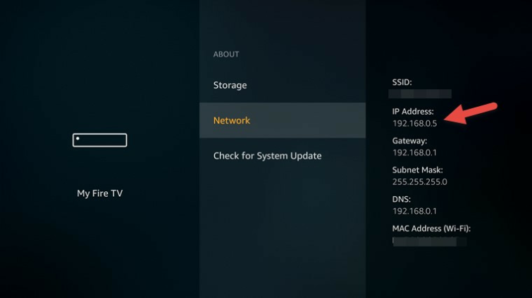 Firestick VPN APK Network